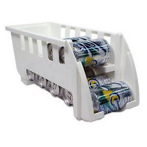 Image Is Loading Beverage Can Rack Holder Storage Dispenser Soft Drink