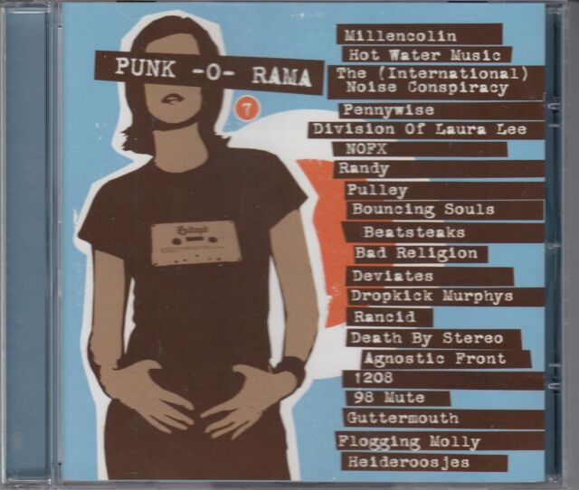 Punk O Rama VII von Various Artists (2003)