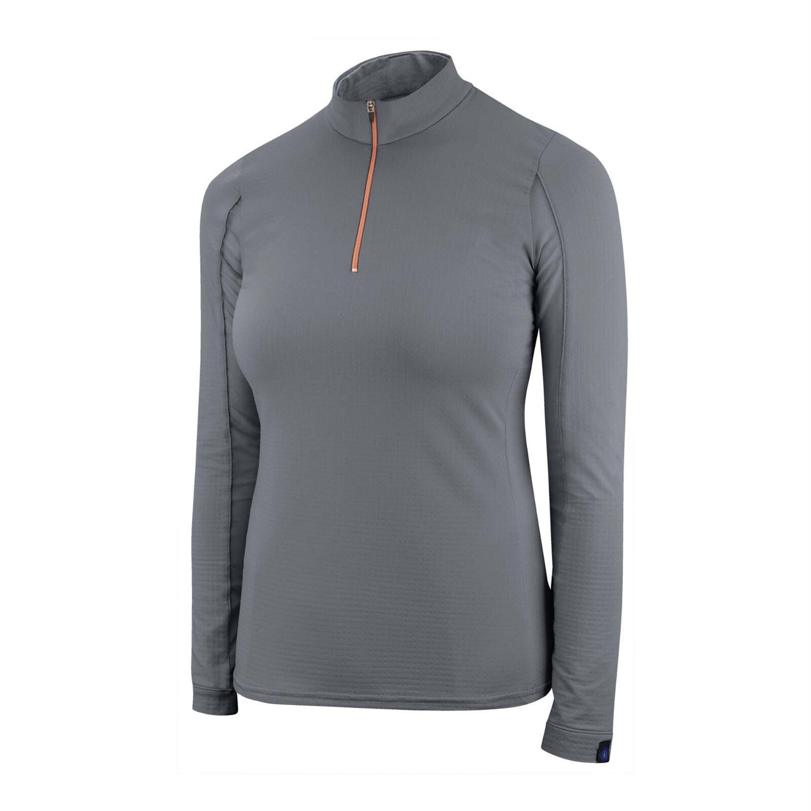 Irideon CoolDown IceFil Long Sleeve Jersey-M-Dove Grey