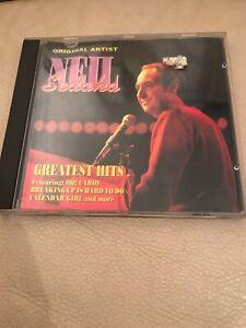 Rare-Neil-Sedaka-Greatest-Hits-Import-Original-Artist-1993-Fat-Boy-cd6602-Used