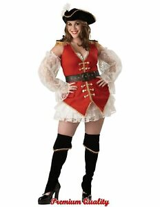 Women S Pirate Costume Ebay