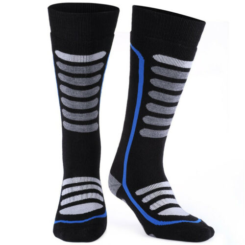 New Women Men Long Warm Walking Thermal Tog Shin Protect Ski Socks Anti-odor By