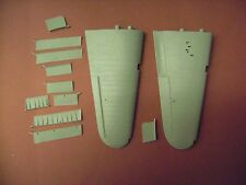 GMAB3202 HAWKER HURRICANE MkI FABRIC WINGS WITH POSTIONABLE FLAPS