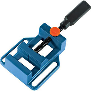 Cast-Aluminium-Notched-Drill-Press-Vice-65mm-Jaw-Opening-NEW-WITH-GUARANTEE