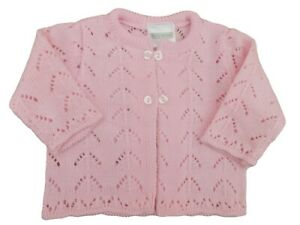 with Tags Tiny Baby Premature Preemie Little Monkey Knitted Cardigan