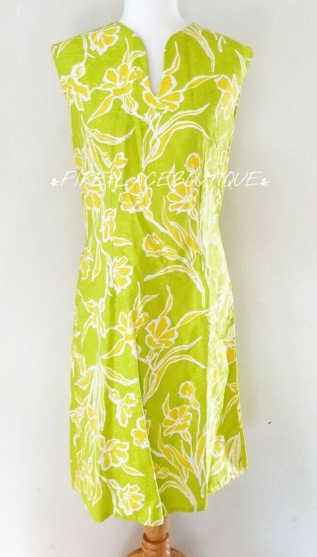 Vintage 60s Cocktail Dress  maxi dress  Party Dress  Floral  Vintage dress  Tropical dress  Tiki  Hawaiian dress  70s dress  red