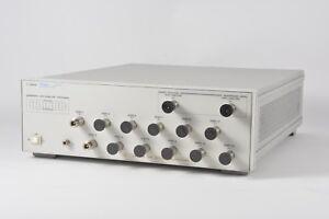HP Agilent Keysight 87050E Multiport Test Set (Opts: 8 Port) 50 Ohm