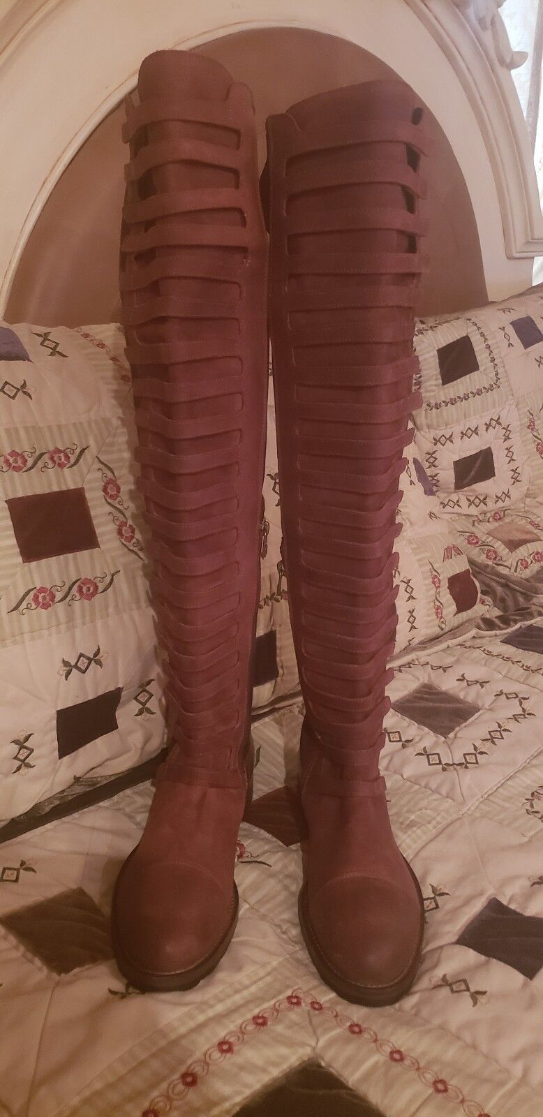 538 NEW FREE PEOPLE WOMEN'S BLACK FOREST OTK in Chocolate Euro 38
