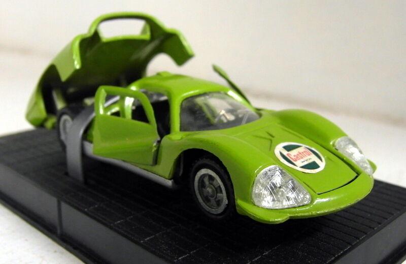Intercars 1 43 Scale 108 Matra Sport green diecast model car