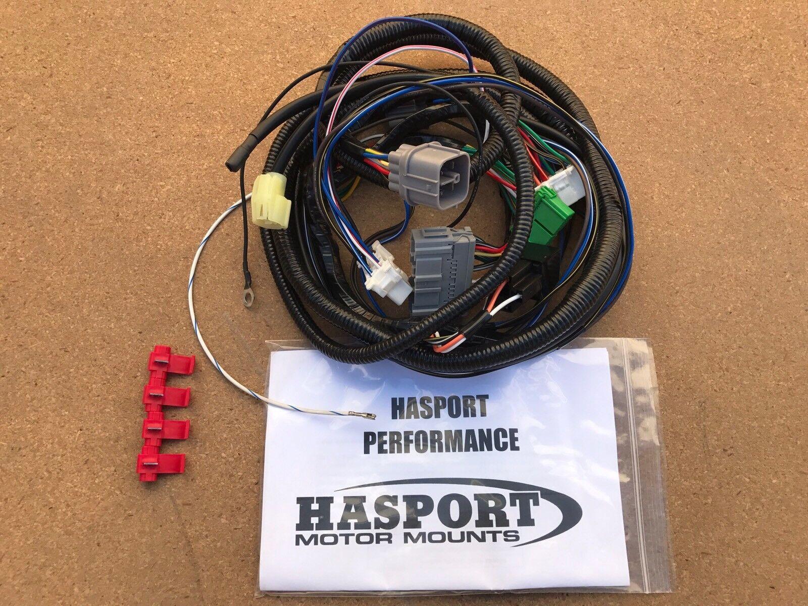 hasport k series swap subharness 99 00 civic ekwk 2 ekwk2 conversion Wiring Harness Diagram norton secured powered by verisign