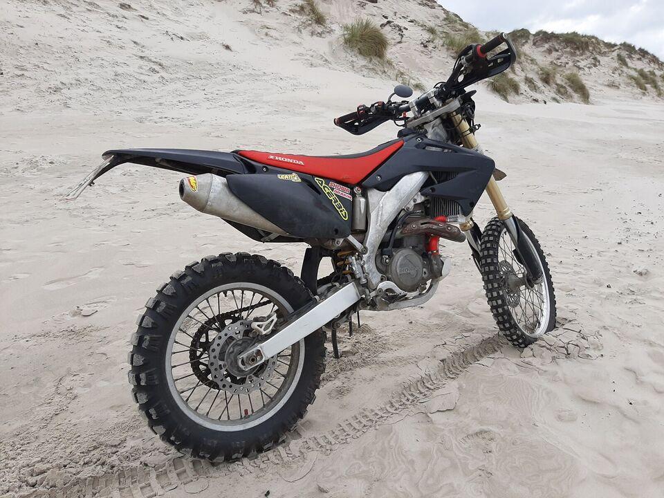 Honda, CRF 450R, 450 ccm