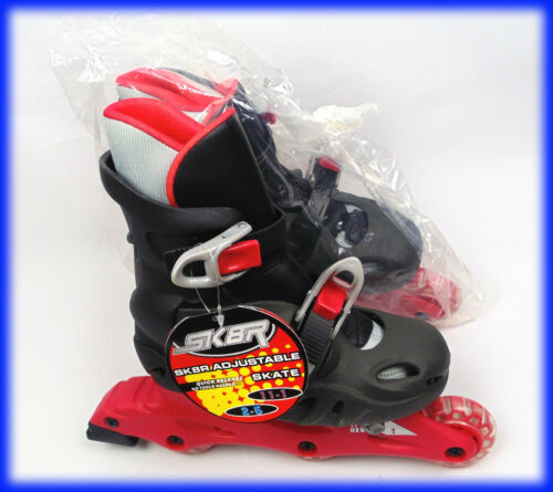 Adjustable Roller Inline Skates 11 1