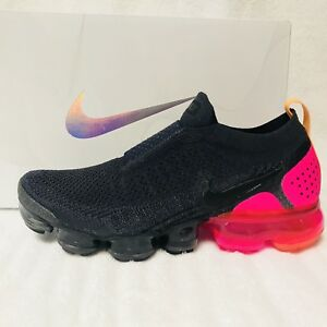 pretty nice 41ee8 4e579 Image is loading AUTHENTIC-NIKE-AIR-VAPORMAX-FLYKNIT-MOC-2-Gridiron-