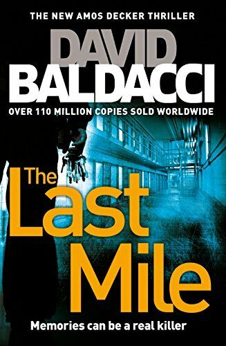 The Last Mile (Amos Decker) by Baldacci, David 144727752X The Cheap Fast Free