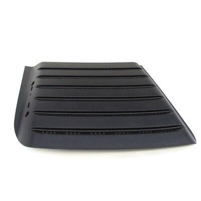 SILVERADO HD BLACK HOOD LOUVER MOLDING 2011-2014 NEW OEM GM 22753694