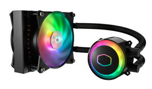Cooler-Master-MasterLiquid-ML120R-RGB-120mm-AIO-Intel-AMD-CPU-Liquid-Cooler