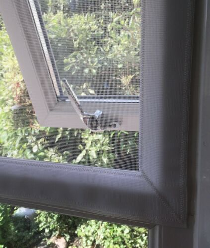 Fly//Cat Protection Mesh Screen for Windows /& Doors