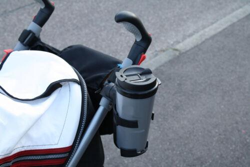 Kinderwagen Buggy Flaschenhalter Becherhalter Cupholder Getränkehalter