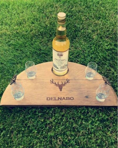 Whisky Serving Tray