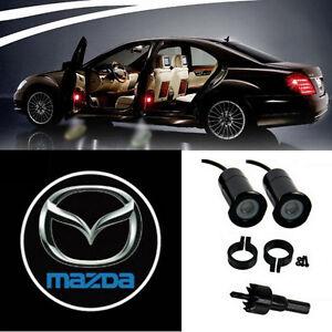 2-Mazda-Lamp-LED-Light-Bulb-Projection-Courtesy-Lights-Decorative-Tuning-Fashion