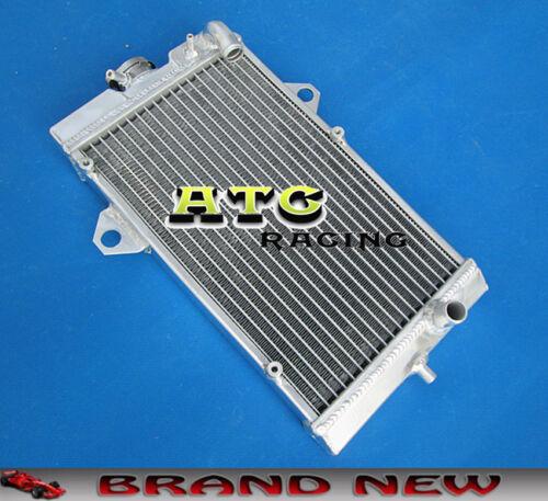 Aluminum Radiator For YAMAHA Raptor 700 YFM700 2006-2012 06 07 08 09 10 11 12