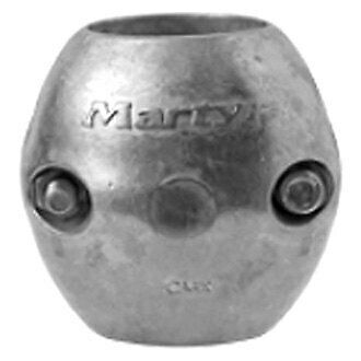 "Zinc Barrel Collar Shaft Anode w Slotted Screw Martyr CMX07S 1.5/"" Dia"