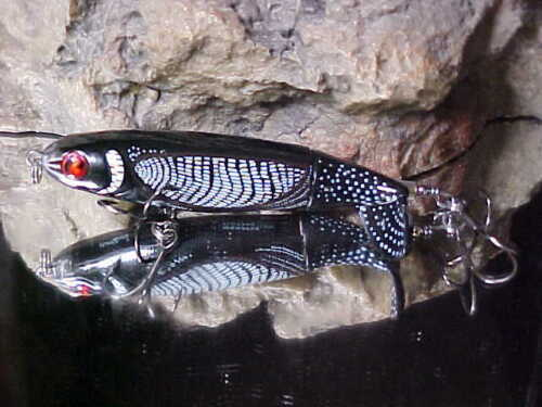 River 2Sea Larry Dahlberg série Whopper Plopper WPL130-12 Loon gros poissons