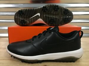df5ddfc1e88e Nike Roshe G Tour Golf Shoes Black Summit White Mens SZ ( AR5580-001 ...