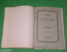 Memorie delle famiglie nobili delle province meridionali - Volume I - Araldica