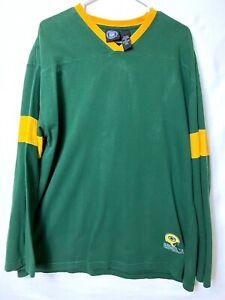 2000-NFLP-Mens-Green-Bay-Packers-Team-Apparel-Long-Sleeve-Shirt-Size-XL