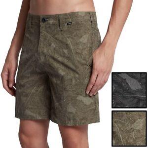 Hurley-Men-039-s-Phantom-Lush-18-5-034-Printed-Hybrid-Walk-Board-Shorts