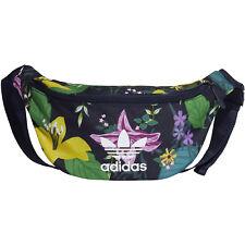 d56f4b9ff7 adidas Originals Floral Print Bum Waist Hip Bag Festival Retro ...