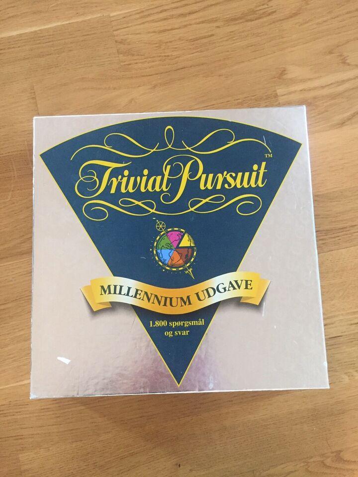 Trivial persuit , Viden, brætspil