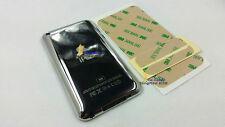 8gb metal back housing case black frame bezel bracket for ipod touch 4th gen 4g
