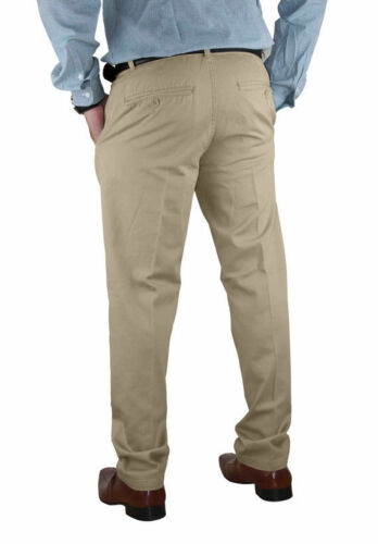 Casual Mens Chino Trousers