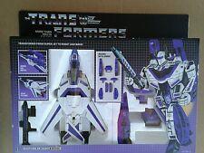 Transformers G1 Evil Jetfire Skyfire Custom mib 100% Complete!!!
