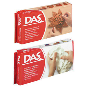 das air drying modelling clay white terracotta 500g 1kg ebay