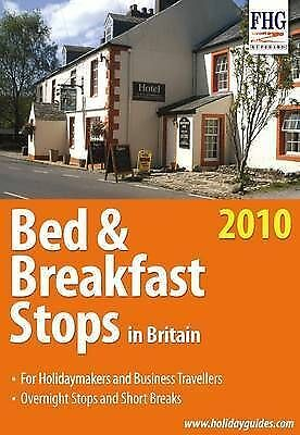 1 of 1 - Bed and Breakfast Stops in Britain, 2010 (Family Holiday Guides) (Farm Holiday G