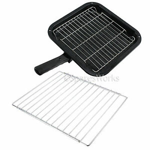 Small Square Grill Pan Rack Extendable Shelf For Aeg Electrolux