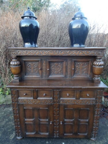 King-Charles-Style-Large-Antique-Country-Farmhouse-Carved-Oak-Court-Cupboard