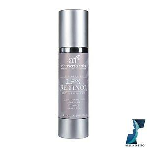 ArtNaturals Retinol Cream, Anti Aging Moisturizer with 2.5% Active Retinol