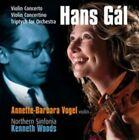 Violin Concerto/Concertino/Triptych For Orchestra von Kenneth Woods,Northern Sinfonia,Annette Vogel (2010)