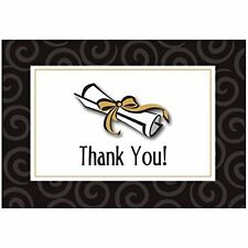 Graduation Day Thank You Cards 50 count