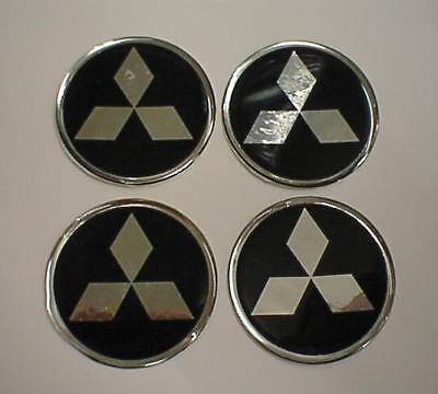 50mm Alloy Wheel Center Centre Badges M5