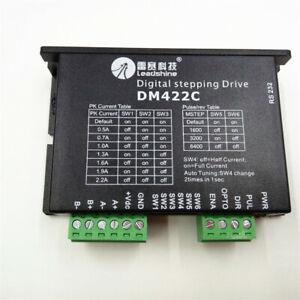 Leadshine-DSP-Digital-Stepper-Driver-2phase-DM422C-Drive-for-42mm-Nema17-Motors