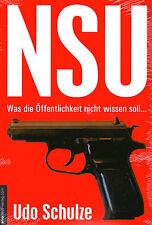 NSU - Was die Öffentlichkeit nicht wissen soll - Udo Schulze & Jan van Helsing