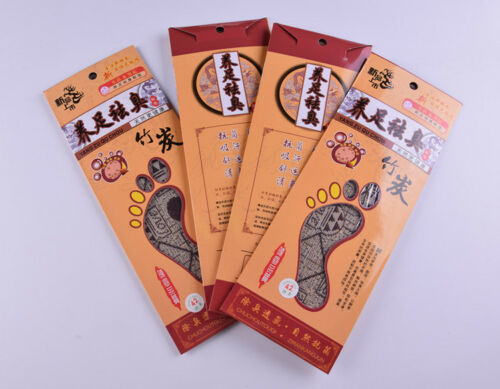 2 Pairs Insole Pad Bamboo Charcoal Deodorant Soft Lift Shoes Insert Cushion Hot
