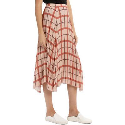 NEW Milk & Honey Pleated Midi Skirt Assorted