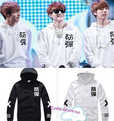 BTS 2014 unisex Hoodie Bangtan Boys hoodie cap Kpop New jung kook BANGTAN jimin