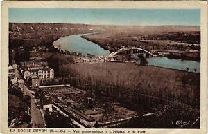 CPA La Roche-Guyon (S.-et-O.) - Vue panoramique - L'Hopital et le Pont(519616) BEQLyaEI-09084849-286539316